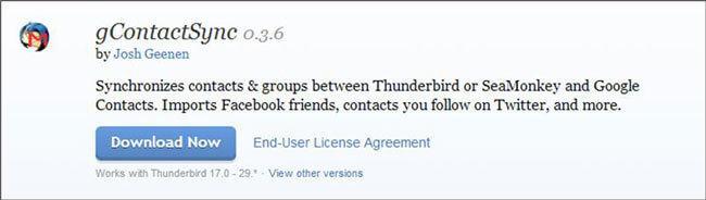 Come sincronizzare Thunderbird con l'iPhone