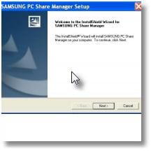 Come installare/condividere PC alla TV tramite Samsung PC Share Manager