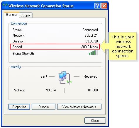 fix internet connection