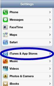 Sharing Apple ID for iTunes/App Store Purchases