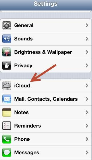 need wifi to enable iCloud backup on iPhone