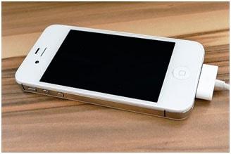 recover iPhone stuck in DFU mode