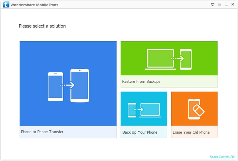 steps to transfer contacts from Nokia to Nexus 5