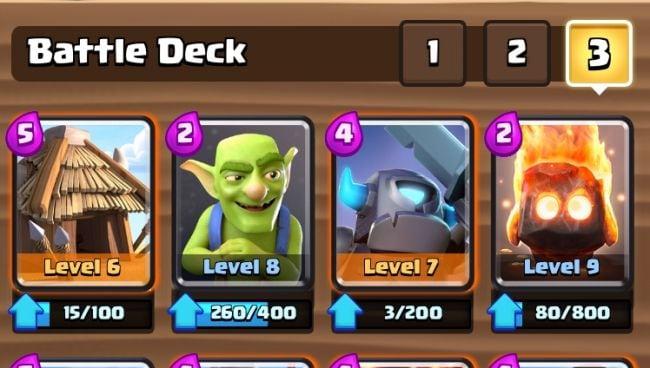 Balance Your Battle Deck