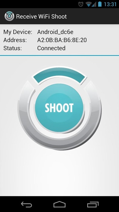 android file transfer apps-WiFi Shoot