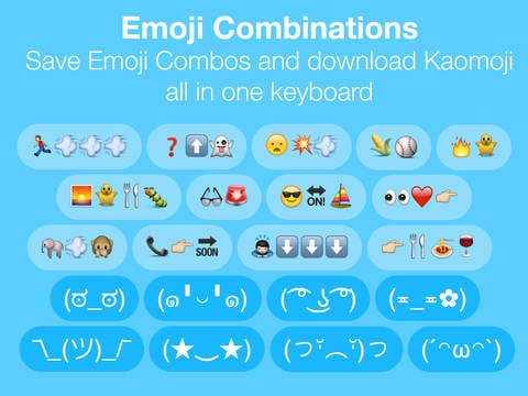 WhatsApp emoji apps for iphone and android