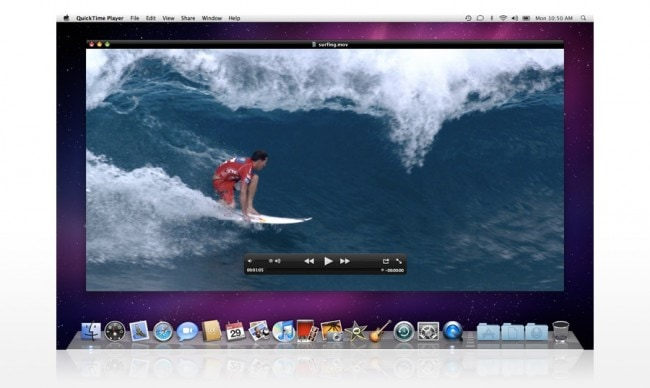 record screen on Mac