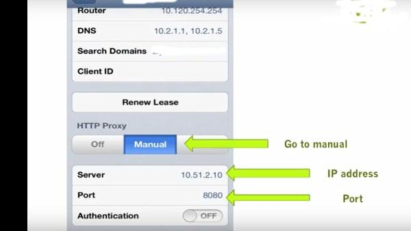 ipad error code 1009-Choose the active network