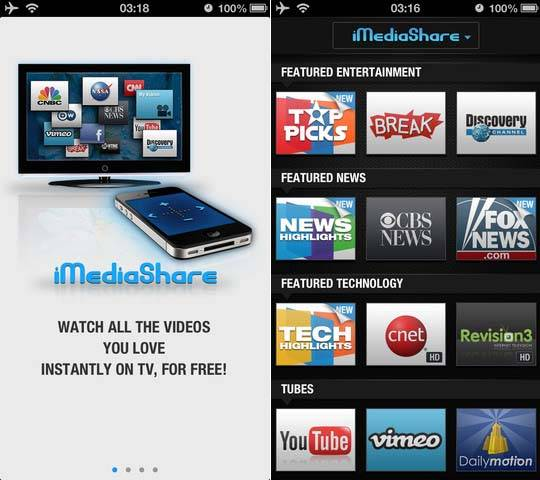 top AirPlay apps unter Android