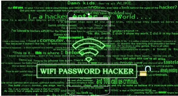 hack wifi password android-WiFi Password Hacker Prank