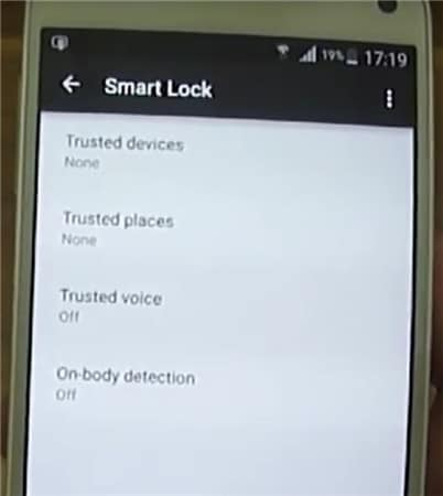 smart lock android