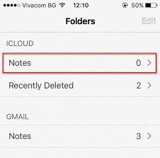 share notes iphone