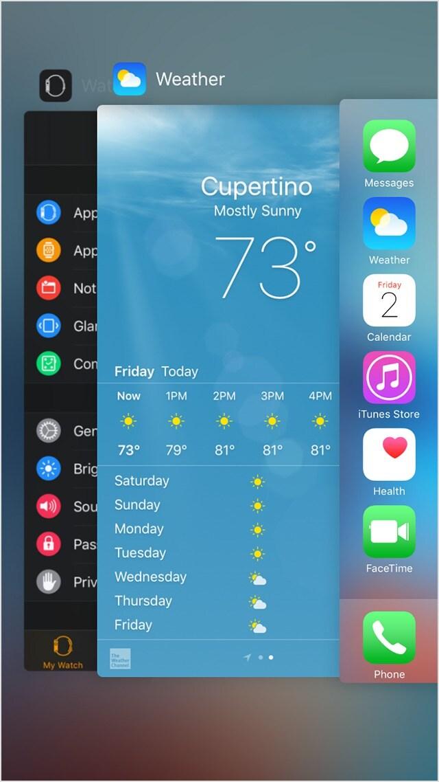 iphone message freezing
