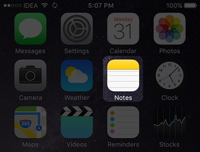 how to delete duplicated notes on iphone