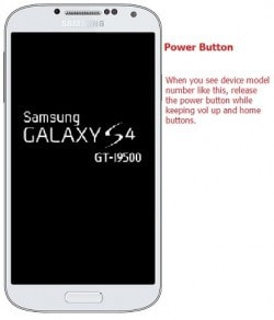 samsung galaxy s3 won't turn on