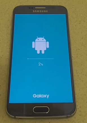 update Android 6.0 for Samsung step 8