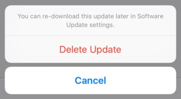 iOS 9.3 Update Fails on iPhone 5s