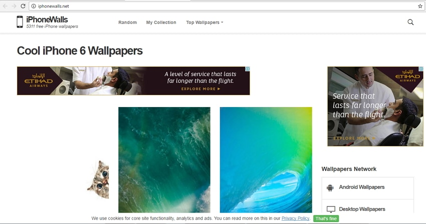 3 Popular Websites to download wallpapers for iPhone