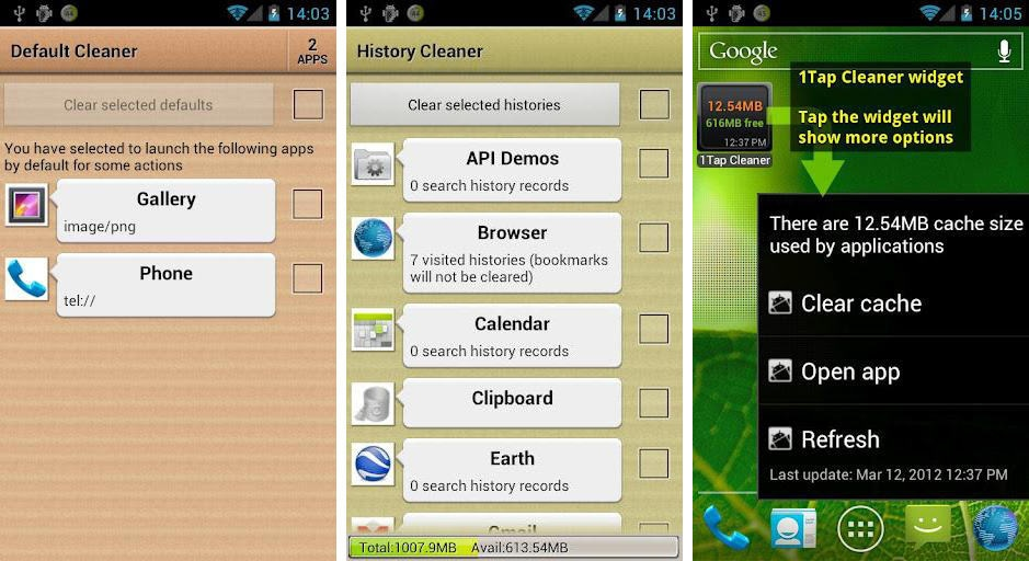 Top 5 Cleaning Apps for Android