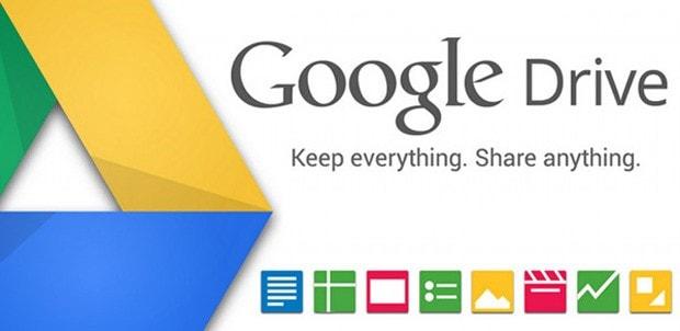 iCloud Alternative - Google Drive