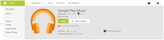 Upload iPhone/iPod/iPad Music to Google Music-step 8