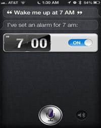 iPhone alarm problems