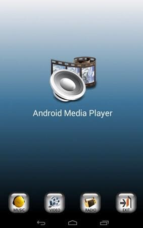 alternative iTunes app - Android Media Player
