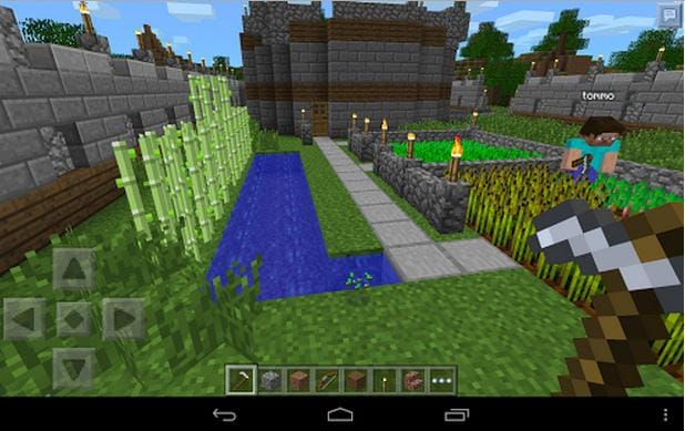 adventure games-Minecraft Pocket Edition