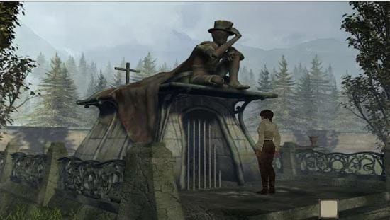 adventure games-Syberia