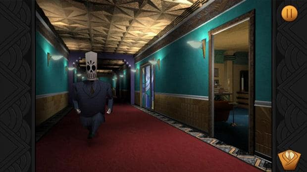adventure games-Grim Fandango Remastered
