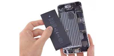Replace the Battery of iPhone