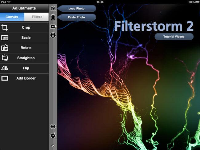 iphone photoshop app-Filterstorm