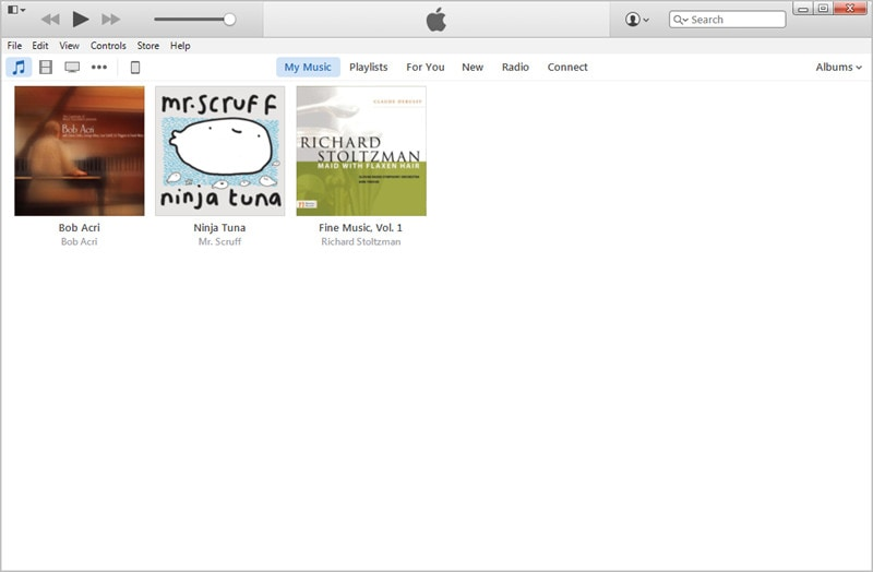 Transfer MP3 to iPad with iTunes: Find MP3 Files in iTunes