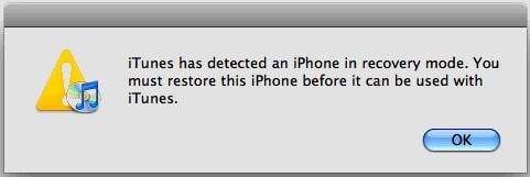 fix iphone error 3194