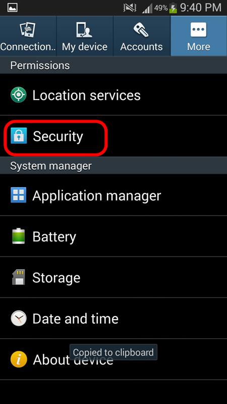Play Flash on Samsung