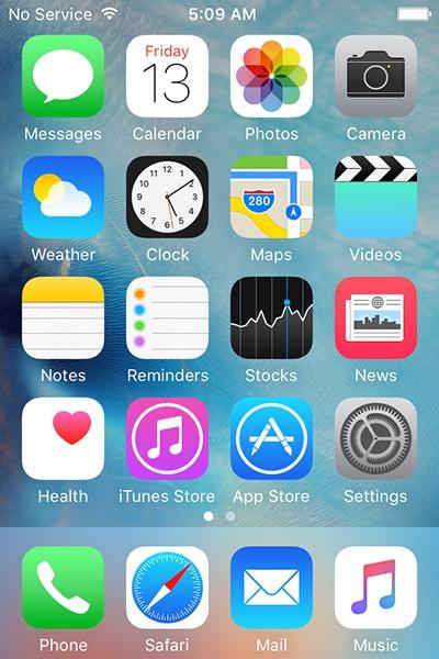 harde reset van iphone 4 zonder itunes