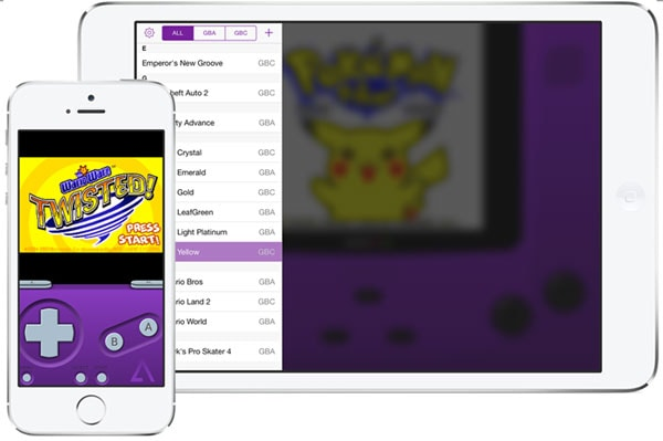 how to use and download emulators iPhone