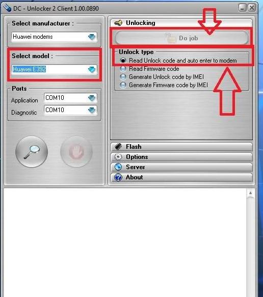 huawei modem unlocker-DC Unlocker