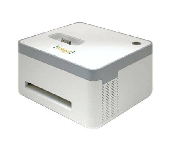 iphone photo cube printer