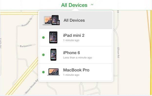 remove iOS device from iCloud