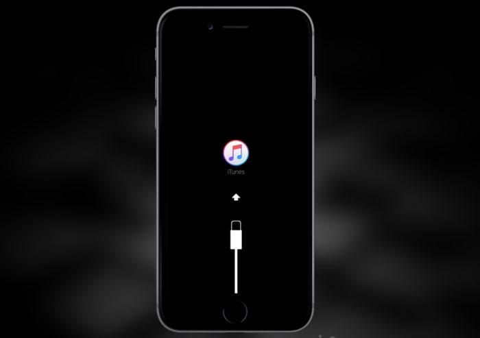 Colocar el iPhone 7 en Modo de Recuperación