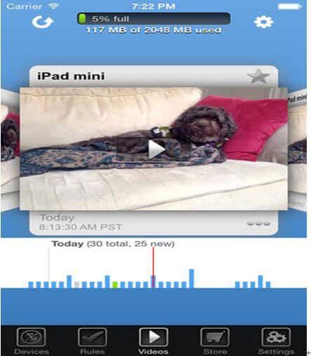 iphone security camera app-Presence