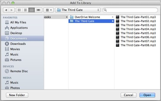 How to transfer music from ipod touch to itunes on Mac-add music to ipod successfully