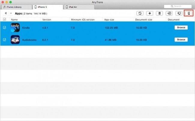 How to transfer music from ipod touch to itunes on Mac-iMobie