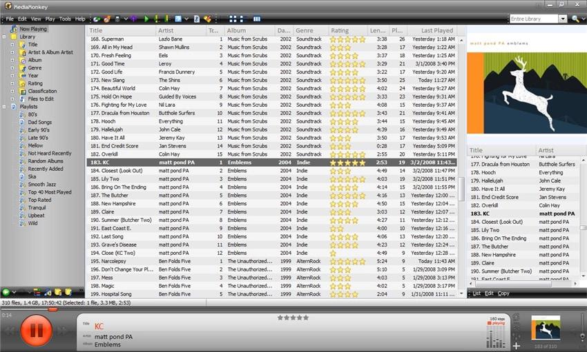 MediaMonkey Alternativen zu iTunes