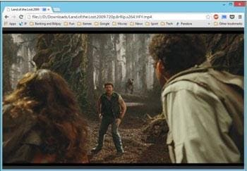 Chromecast Mirror from PC to TV