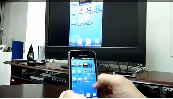 mirroring your Android to your PC