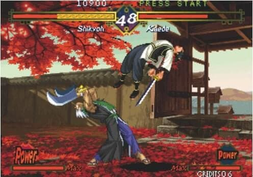 Neo Geo Emulators-The last blade