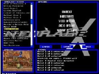 Neo Geo Emulators-NeoRage (X)