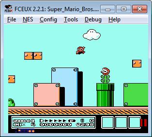 NES emulators